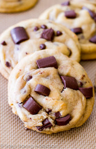 Milk Chocolate Chunks