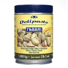 Load image into Gallery viewer, DELIPASTE PURE PISTACHIO - Tin 1 Kg