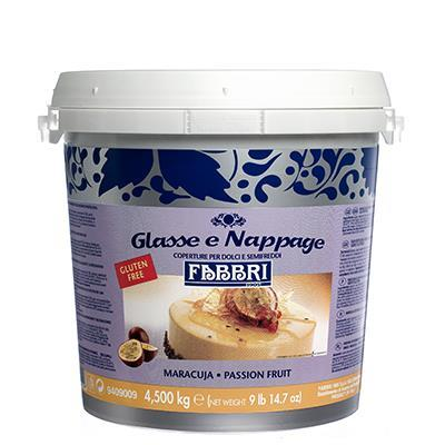 NAPPAGE PASSION FRUIT - 4.5 KG Bucket