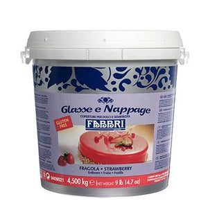 NAPPAGE STRAWBERRY - 4.5 KG Bucket