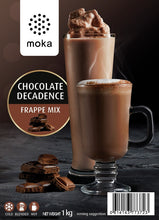 Load image into Gallery viewer, Chocolate Decadence Frappe Mix
