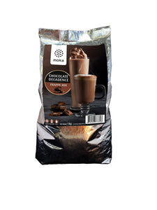 Chocolate Decadence Frappe Mix