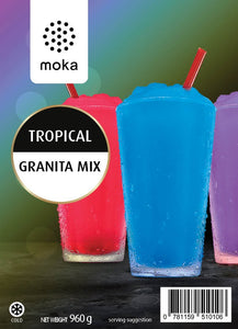 Tropical Granita Mix