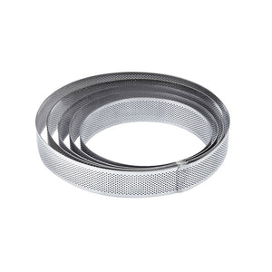 "St.steel microperforated band ""XF2135"""