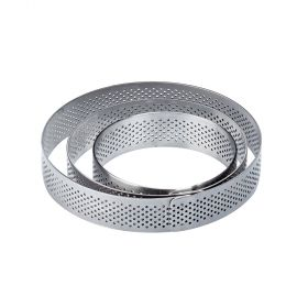 "St.steel microperforated band ""XF7020"""