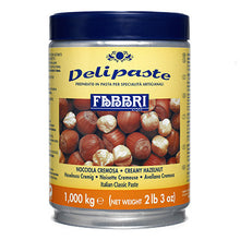 Load image into Gallery viewer, DELIPASTE CREAMY HAZELNUT - tins 1kg