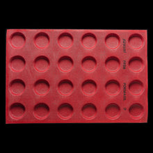 Load image into Gallery viewer, ROUND SHAPES PERFORATED MOULDS - FF08 PAVONI