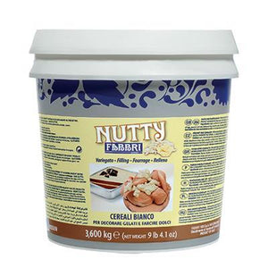 NUTTY WHITE CEREAL - 3.6 Kg Bucket