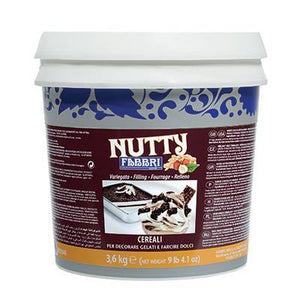NUTTY CEREAL - 3.6 KG Bucket