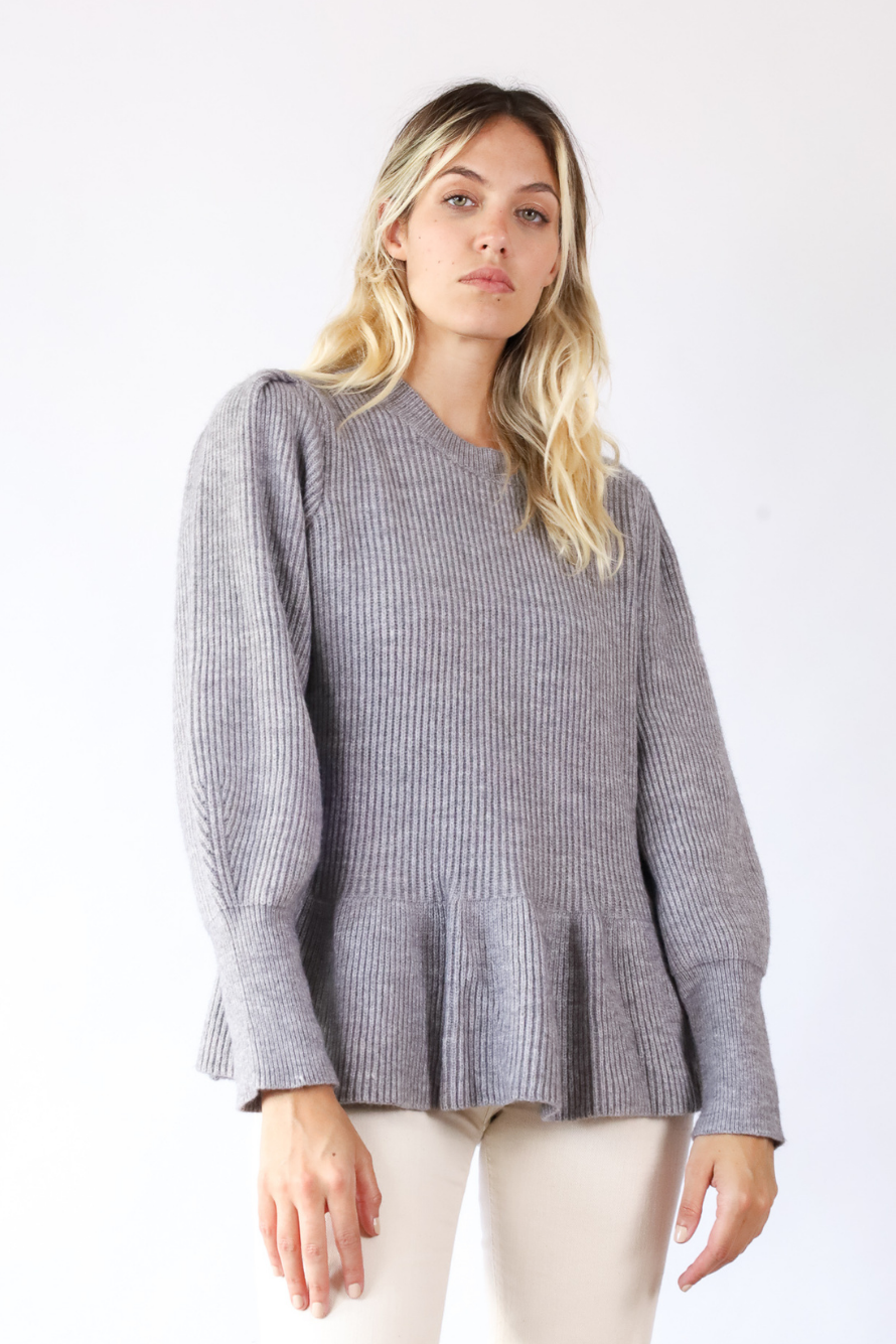 Sweater Indigo [Gris]