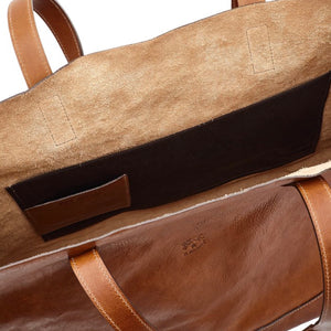 Cioccolato Travel Bag by Il Bisonte