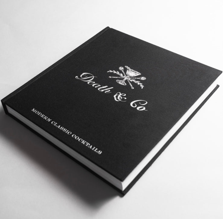 Death & Co. Modern Cocktails Book