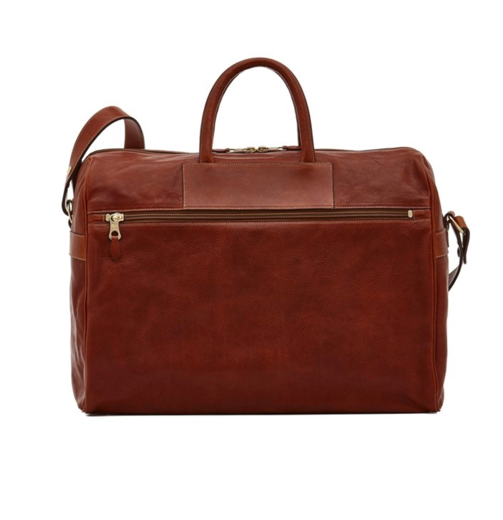 Sepia Traveling Bag by Il Bisonte