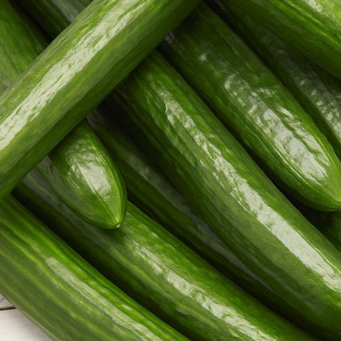 Cucumber, English Seedless - 1 count ITEM 1048