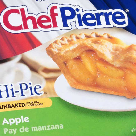 Pie, Apple, Chef Pierre - 3 lb. avg. ITEM 6308