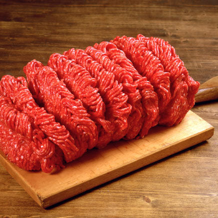 Ground Beef 81/19 (local Kern Meat) - 1 lb. ITEM 6072