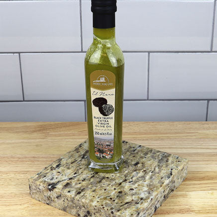 Oil, Ex. Virgin Olive, Black Truffle - 250mL ITEM 5778