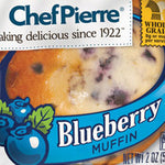 Muffin, Blueberry - 4oz. 1 count ITEM 6345