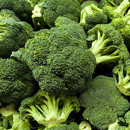Broccoli, Whole - 1 count ITEM 6431
