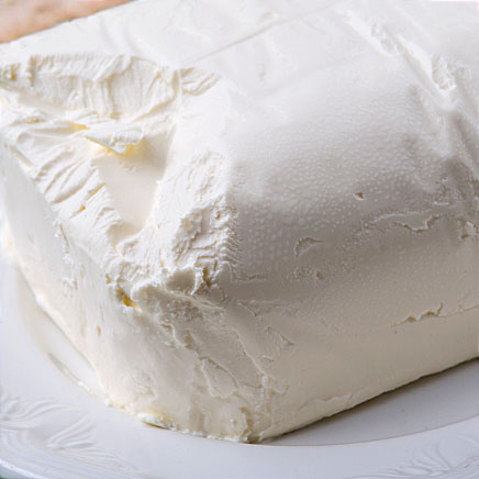 Cream Cheese - 3 lb. block ITEM 1034