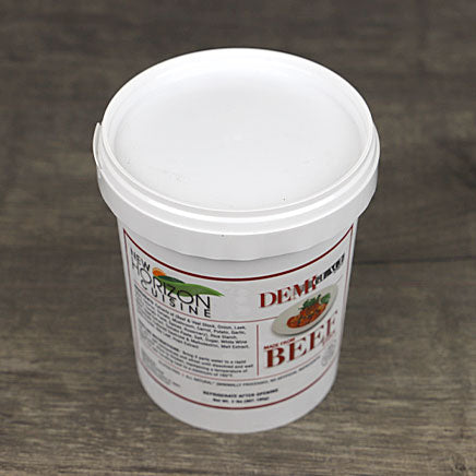 Glace, Beef Demi - 2 lb. container ITEM 5438