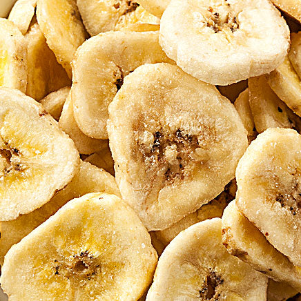 Dried Banana Chips - 7oz. ITEM 6327