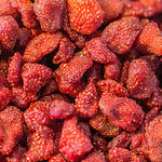 Dried Strawberries - 8oz. ITEM 6331