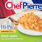 Pie, Dutch Apple, Chef Pierre - 3 lb. avg. ITEM 6314