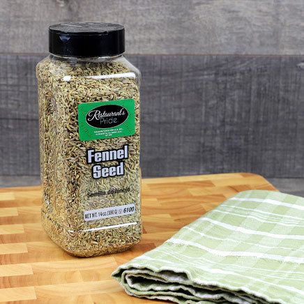 Spice, Fennel, whole - 14oz. ITEM 5424