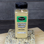 Spice, Ginger, ground - 14oz. ITEM 5425