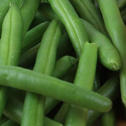 Green Beans, trimmed - 1 lb. container ITEM 6498