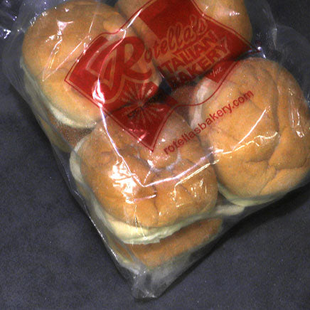 Buns, Hamburger - 8 count ITEM 6304