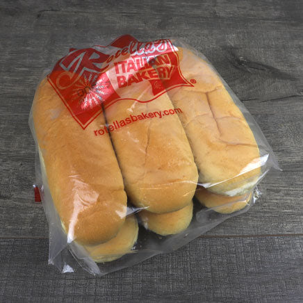 Buns, Hoagie - 6 count ITEM 6302