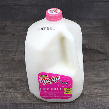 Milk, Skim - 1 gallon ITEM 229