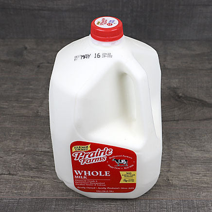 Milk, Whole - 1 gallon ITEM 226