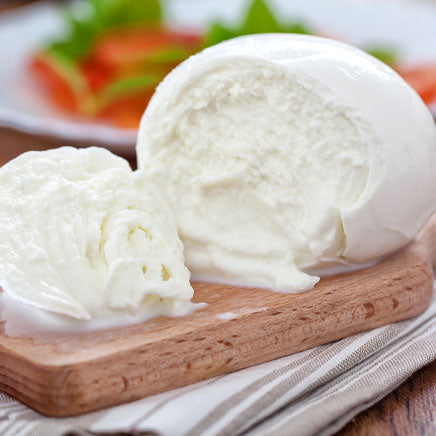 Cheese, Fresh Mozzarella Ball - 8oz. ball ITEM 6346