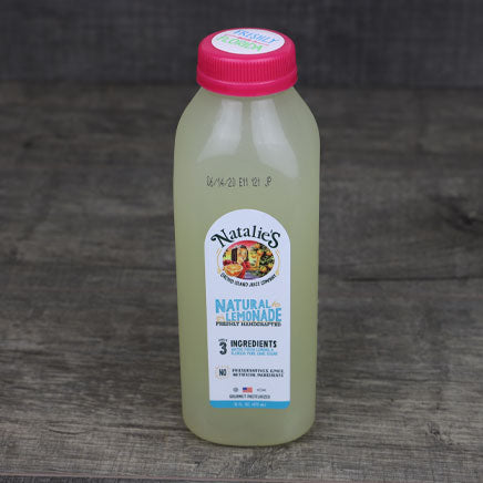 Juice, Natural Lemonade - 16oz. 3 count ITEM 6437