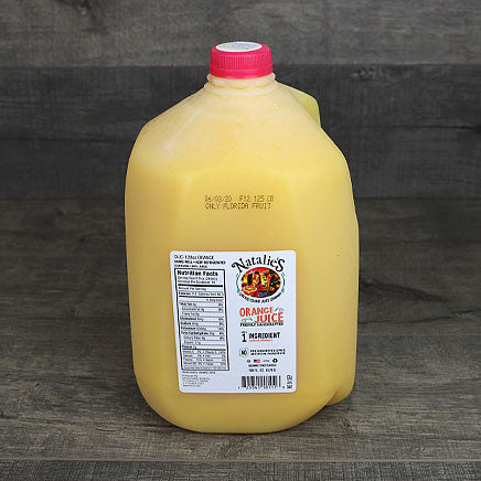 Juice, Orange - 1 gallon ITEM 615