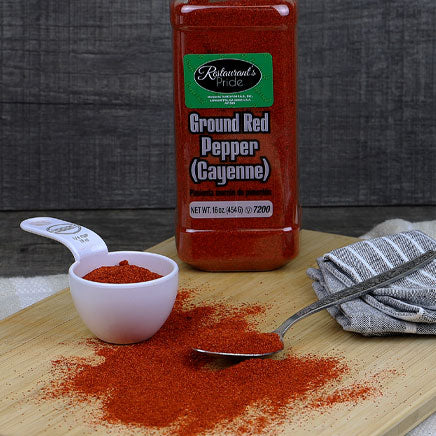 Spice, Pepper, Cayenne, ground - 16oz. ITEM 5316