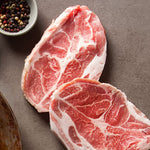 Pork Steak, Center Cut (local Kern Meat) - 12oz. each ITEM 6076