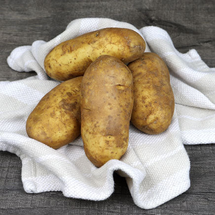 Potato, Baker Russet - 4 count ITEM 6495