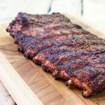 Ribs, St. Louis Style (local Kern Meat Co.) - 1 pack 3-4 lb. avg. ITEM 6326