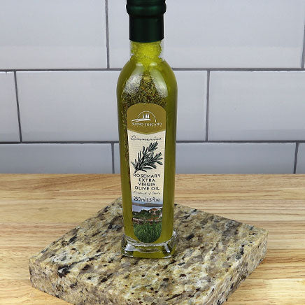 Oil, Ex. Virgin Olive, Rosemary - 250mL ITEM 5774