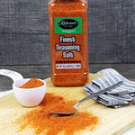 Spice, Seasoning Salt, finest - 32oz. ITEM 5321