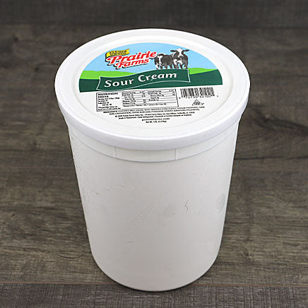 Sour Cream - 5 lb. tub ITEM 232