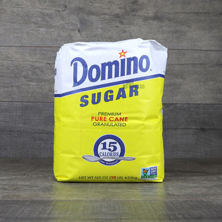 Sugar, Granulated - 10 lb. ITEM 6904