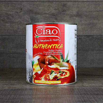Tomato, Crushed Authentica - 88 oz. ITEM 6866