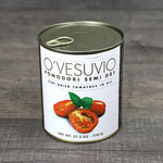 Tomato, Red Semi Dried in Oil - 27oz. ITEM 5837