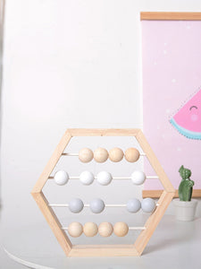 Nordic Pearl Abacus for math and counting
