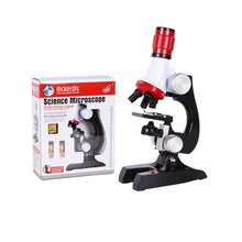 Load image into Gallery viewer, Microscope Kit educational toy for kids